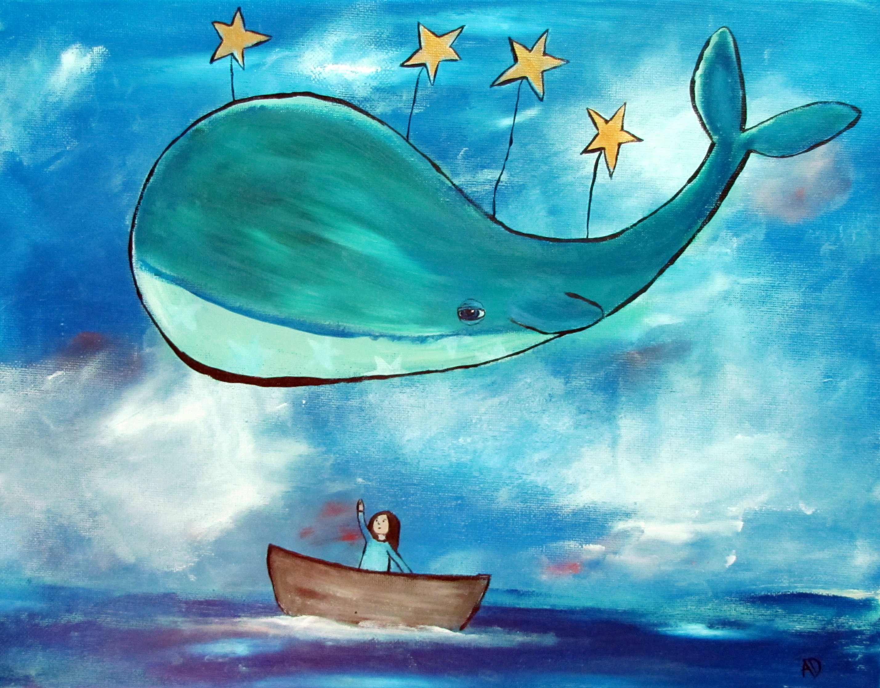 andralynn creative designs the whimsical storybook art of andrea doss